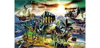 PLAYMOBIL® Pirateninsel 150 Teile (Playmobil)