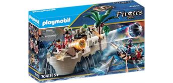 PLAYMOBIL® Pirates 70413 Rotrockbastion