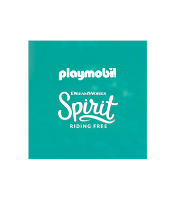 Playmobil Spirit Riding free