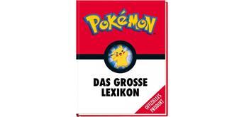 Pokémon: Das grosse Lexikon