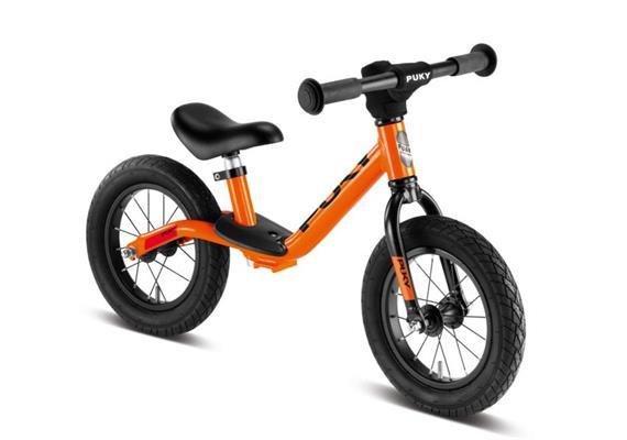 Puky 4090 Laufrad light mit Luftbereifung orange 3+