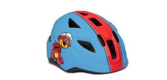Puky 9594 - Helm PH8 S/M blau/rot (45 - 51 cm)