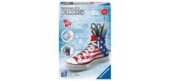 Puzzle 3D Sneakers American Style - 108 teilig