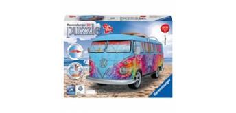 Puzzle 3D VW Bus T1 Indian