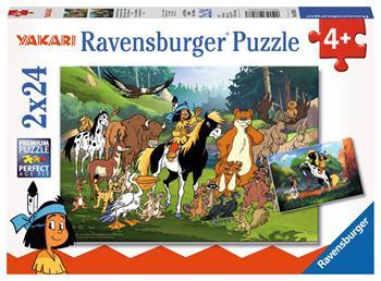 Puzzle ab 4 Jahren