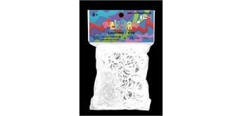 Rainbow Loom® Gummibänder glow in the dark neu