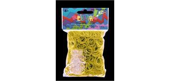 Rainbow Loom® Gummibänder olivengrün opaque