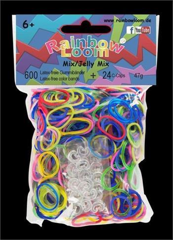 Rainbow Loom® Gummibänder