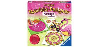 Ravensburger 28518 Mandala Designer Midi Flamingo