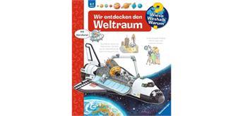 Ravensburger 32732 WWW? - Weltraum