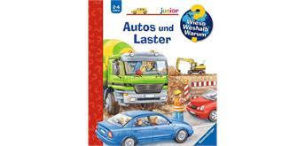 Ravensburger 32742 WWW? - Autos und Laster