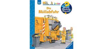 Ravensburger 32758 WWW? - Die Müllabfuhr