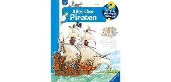 Ravensburger 32772 WWW? - Alles über Piraten