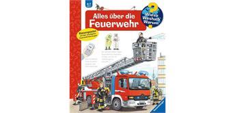 Ravensburger 32774 WWW? - Feuerwehr
