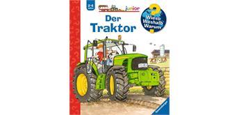 Ravensburger 32815 WWW? - Der Traktor