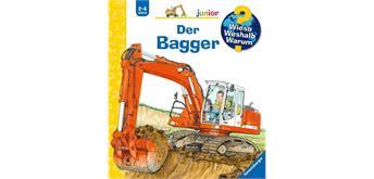 Ravensburger 32850 WWW? - Der Bagger