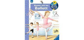 Ravensburger 32855 WWW? - Ballett