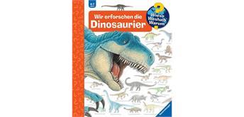 Ravensburger 32856 WWW? - Dinosaurier