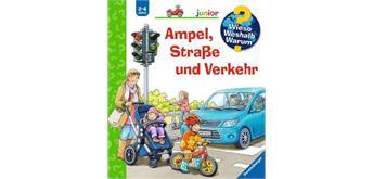 Ravensburger 32878 WWW? - Ampel, Strasse und Verkehr