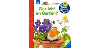 Ravensburger 32879 WWW? - Wer lebt im Garten