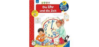 Ravensburger 33252 WWW? - Die Uhr und die Zeit