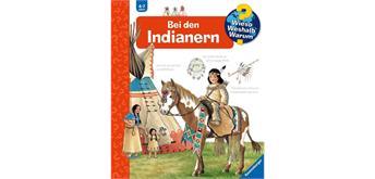 Ravensburger 33261 WWW? - Bei den Indianern