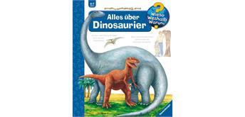 Ravensburger 33268 WWW? - Alles über Dinosaurier