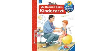 Ravensburger 33278 WWW? - Zu Besuch beim Kinderarzt