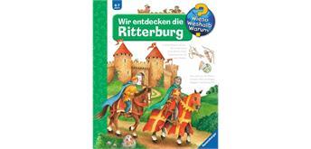 Ravensburger 33280 WWW? - Ritterburg