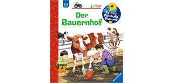 Ravensburger 33290 WWW? - Der Bauernhof