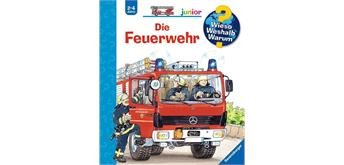 Ravensburger 33291 WWW? - Die Feuerwehr