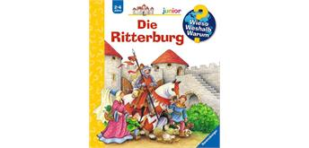 Ravensburger 33293 WWW? - Die Ritterburg