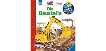 Ravensburger 33299 WWW? - Die Baustelle