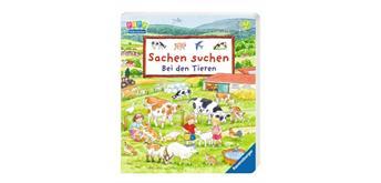 Ravensburger 43470 Sachen suchen: Bei den Tieren
