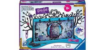 Ravensburger Girly Girl Edition: Schmuckbaum Animal Trend - 3D Puzzle [108 Teile]