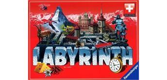 Ravensburger Labyrinth - Swiss Edition