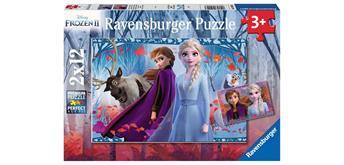 Ravensburger Puzzle 05009 Reise ins Ungewisse