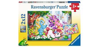 Ravensburger Puzzle 05028 Magische Einhornwelt