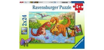 Ravensburger Puzzle 05030 Spielende Dinos