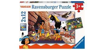 Ravensburger Puzzle 05069 Unterwegs mit Yakari