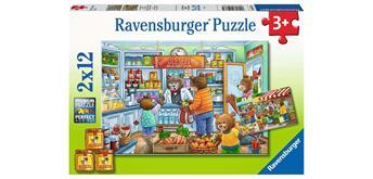 Ravensburger Puzzle 05076 Komm wir gehen einkaufen