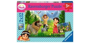 Ravensburger Puzzle 05143 Gemeinsame Zeit in den Bergen