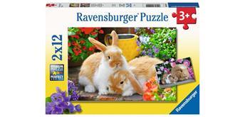 Ravensburger Puzzle 05144 Kuschelzeit