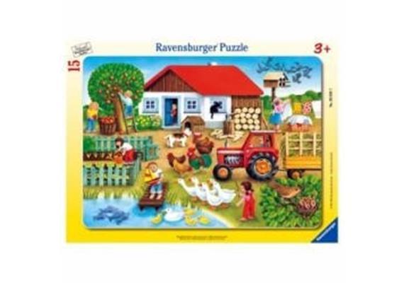 Ravensburger Puzzle 06020 Was gehört wohin?