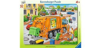 Ravensburger Puzzle 06346 Müllabfuhr