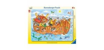 Ravensburger Puzzle 06604 Die grosse Arche Noah, 48 Teile