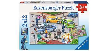 Ravensburger Puzzle 07578 Mit Blaulicht unterwegs
