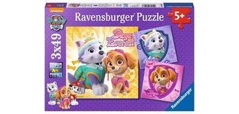 Ravensburger Puzzle 08008 Bezauberne Hundemädchen