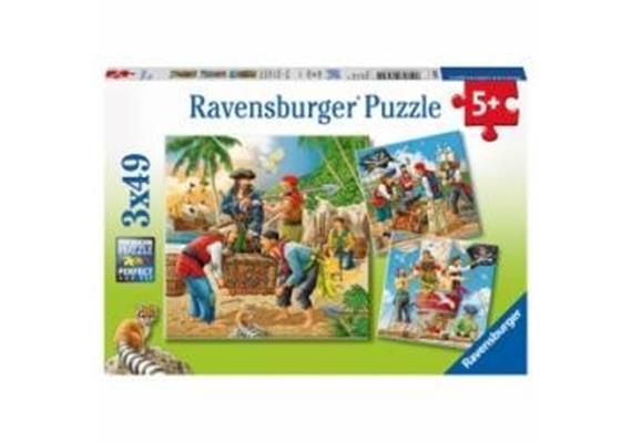 Ravensburger Puzzle 08030 Abenteuer auf See