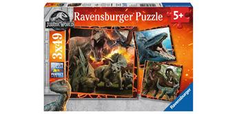 Ravensburger Puzzle 08054 Jurassic World Fallen Kingdom